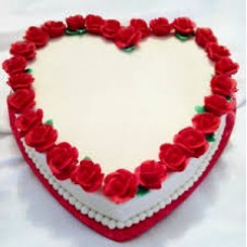 Heart Shape Cake 15
