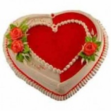 Heart Shape Cake 12