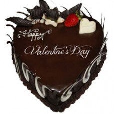 Heart Shape Cake 11