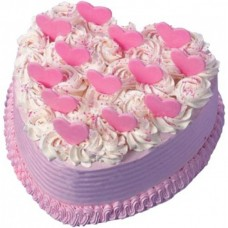 Heart Shape Cake 6