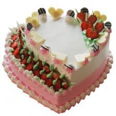 Fresh Fruits Cake 1