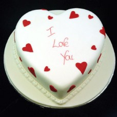 Heart Shape Cake 22