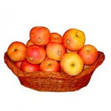 2 Kg Fresh Apple Basket