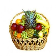 5 Kg Fresh Fruit Basket