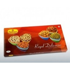 Haldiram's Royal Delicacies - 750 gm